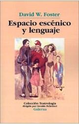 Papel ESPACIO ESCENICO Y LENGUAJE