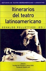 Papel Itinerarios Del Teatro Latinoamericano