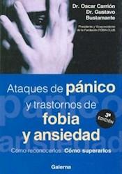 Papel Ataques De Panico Y Trastornos De Fobia Y An