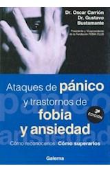 Papel ATAQUES DE PANICO Y TRASTORNOS DE FOBIA Y ANSIEDAD
