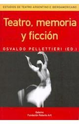 Papel TEATRO, MEMORIA Y FICCION