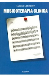 Papel MUSICOTERAPIA CLINICA
