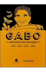 Papel GABO MEMORIAS DE UNA VIDA MAGICA