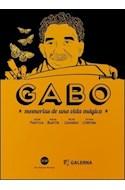 Papel GABO MEMORIAS DE UNA VIDA MAGICA (RUSTICO)