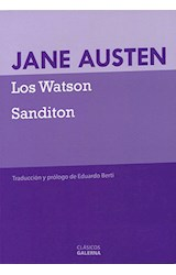 Papel WATSON, LOS / SANDITON