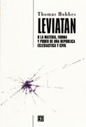 Papel Leviatan O La Materia Forma Poder De Una Re