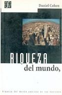 Papel RIQUEZA DEL MUNDO POBREZA DE LAS NACIONES (COLECCION SOCIOLOGIA)