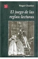 Papel JUEGO DE LAS REGLAS: LECTURAS