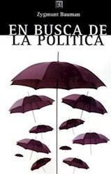 Libro En Busca De La Politica