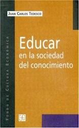 Papel Educar En La Sociedad Del Conocimiento