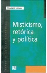 Papel MISTICISMO, RETORICA Y POLITICA