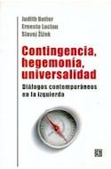 Papel CONTINGENCIA HEGEMONIA UNIVERSALIDAD DIALOGOS