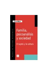 Papel FAMILIA, PSICOANALISIS Y SOCIEDAD