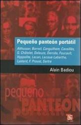 Libro Pequeño Panteon Portatil