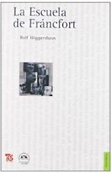 Papel LA ESCUELA DE FRANCFORT