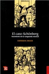 Libro El Caso Schonberg