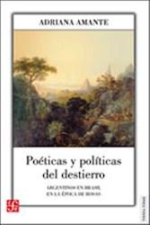 Libro Poeticas Y Politicas Del Destierro
