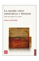 Papel LA NACION ENTRE NATURALEZA E HISTORIA