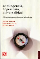Libro Contingencia  Hegemonia  Universalidad