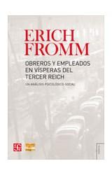 Papel OBREROS Y EMPLEADOS EN VISPERAS DEL TERCER REICH