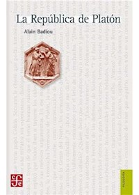 Papel La República De Platón