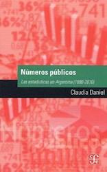 Papel Numeros Publicos - Las Estadisticas En Argentina