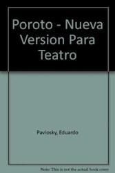 Papel Poroto Nueva Version Para Teatro