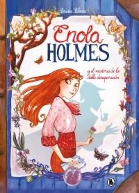 Papel Enola Holmes Y El Misterio De La Doble Desaparición