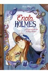Libro Enola Holmes Y El Sorprendente Caso De Lady Alistair