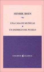 Libro Una Casa De Muñecas  Un Enemigo Del Pueblo
