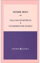 Papel UNA CASA DE MUÑECAS / UN ENEMIGO DEL PUEBLO