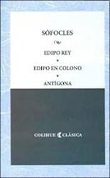 Libro Edipo Rey  Edipo En Colono  Antigona