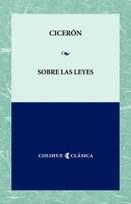 Libro Sobre Las Leyes (Edicion Bilingue)