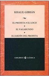 Papel PROFETA, EL / EL LOCO / EL VAGABUNDO / EL JARDIN DEL PROFETA