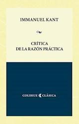 Libro Critica De La Razon Practica