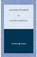 Papel TEATRO COMPLETO (COLECCION COLIHUE CLASICA)