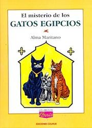 Libro El Misterio De Los Gatos Egipcios