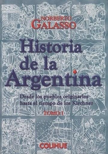 Papel Historia De La Argentina (2 Tomos) C/ Estuche