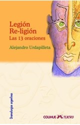 Papel LEGION RE-LIGION LAS 13 ORACIONES