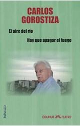 Papel AIRE DEL RIO / HAY QUE APAGAR EL FUEGO (SERIE TEATRO)