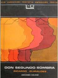 Libro Don Segundo Sombra