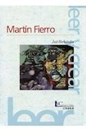 Papel MARTIN FIERRO [2/EDICION] (COLECCION LEER Y CREAR 4)