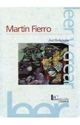 Papel MARTIN FIERRO (COLECCION LEER Y CREAR 4) (BOLSILLO)