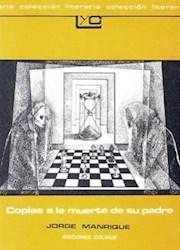 Libro Coplas A La Muerte De Su Padre