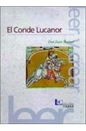 Papel CONDE LUCANOR (COLECCION LEER Y CREAR 19) (RUSTICA)