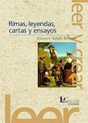 Libro Rimas , Leyendas , Cartas Y Ensayos