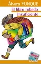 Papel EL LIBRO ROBADO INSUFICIENTE