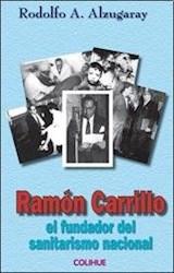 Libro Ramon Carrillo