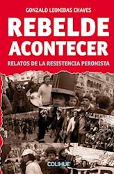 Libro Rebelde Acontecer