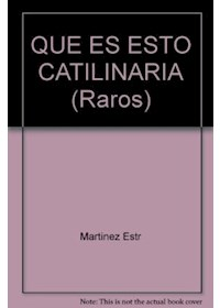 Papel Que Es Esto - Catilinaria -